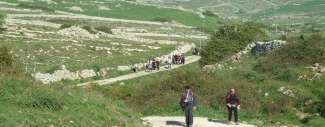 kalura iblei trekking
