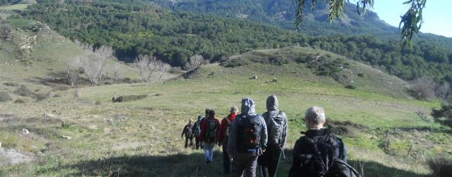 kalura trekking Monte Lauro
