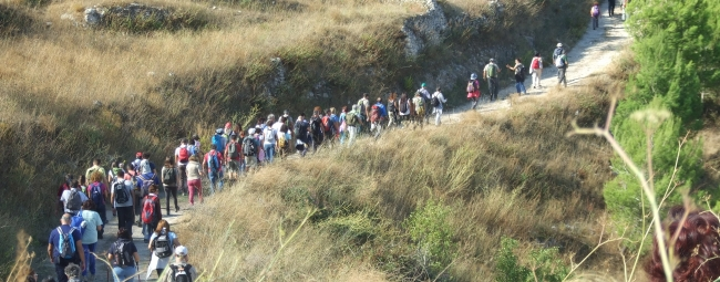 cammino ibleo kalura trekking iblei