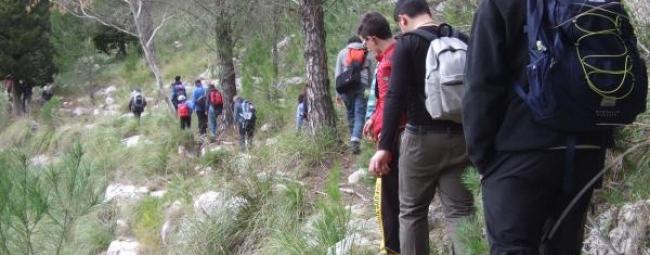CAVA CORCHIGLIATO (RG) domenica 19 febbraio 2017 NOVITA'  | Trekking Kalura Sicilia