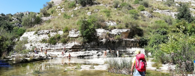 KALURA TREKKING CAVA GRANDE DEL CASSIBILE