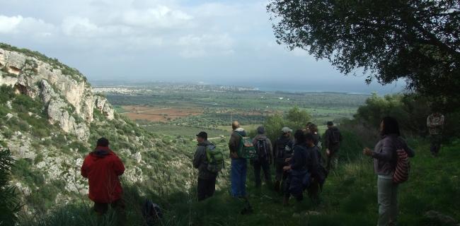 cava s.anna e necropoli cassibile kalura trekking