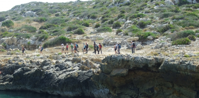 plemmirio kalura trekking